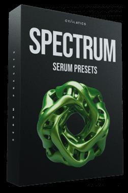 audiostorrent.xyz-Cymatics - Spectrum: Serum Presets