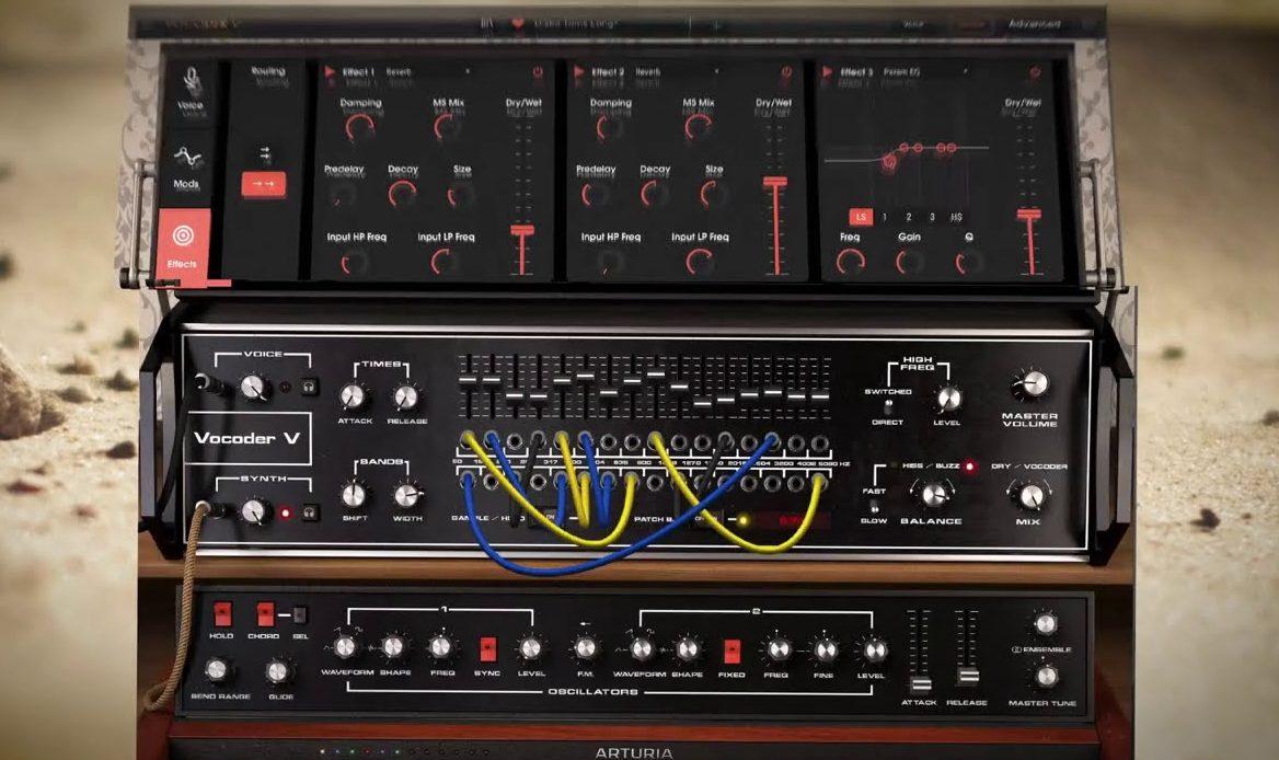 audiostorrent.xyz-Arturia - Vocoder V 1.1.1