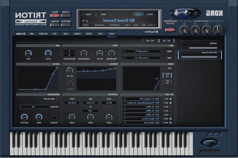 audiostorrent.xyzKorg-TRITON-Extreme-for-macOS-KORG Software TRITON v1.3.3 macOS | AU | VST | Standalone