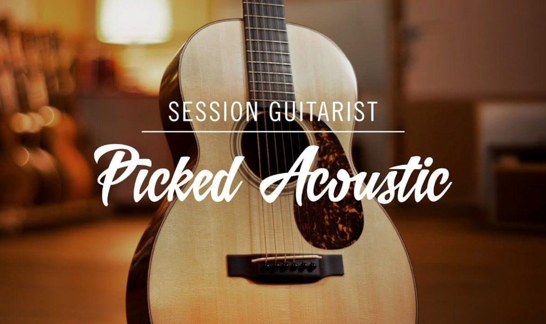 audiostorrent.xyz-Native Instruments - Session Guitarist Picked Nylon